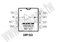 MAX4429EPA+