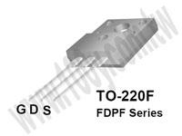 FDPF33N25T