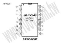 MAX3095EEE+