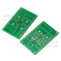 PCB-FPQ-48-0.5-06-上板