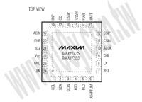 MAX17435ETG+