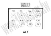 MAX17048X+
