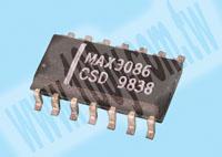 MAX3086CSD+