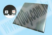 17V/170mA-160*160*3mm-單晶