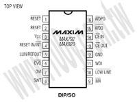 MAX792RCPE+