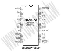 MAX3224ECAP+