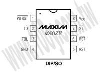 MAX1232ESA+