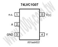 74LVC1G17GV