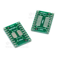 TSSOP20-0.65/SOP20-1.27-DIP-轉接板