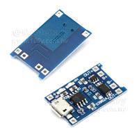 TP4056-MicroUSB-Module