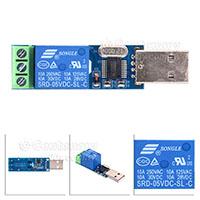 1-Relay-USB-Module
