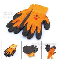 3M-防滑耐磨手套-L-橘色