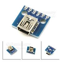 MiniUSB(F)+PCB