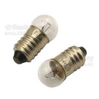 圓頭燈泡-6.3V/1W-E10