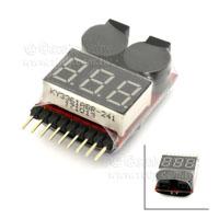 鋰電池警報器模塊