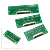 FPC/FFC-單面轉接板-50P-0.5mm
