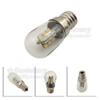 茄形燈泡-110V/3W-E12-Y