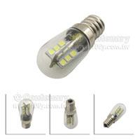 茄形燈泡-24V/3W-E12-W