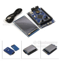 STM32F103ZET6核心板+3.2寸LCD