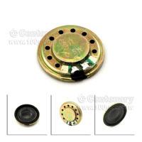 圓型內磁式喇叭-0.5W-8Ω-20mm