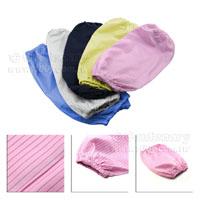 防靜電袖套-粉色-33CM