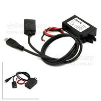 12V轉5V/3A-USB+MICRO接口
