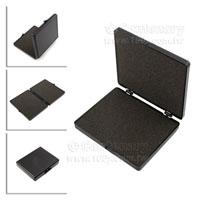 防靜電海棉盒-110*90*20mm-黑