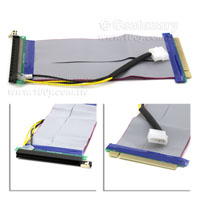 PCI-E-16X-24cm-加強版(帶供電)