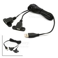 USB2.0(2F/1M)-1.5M