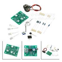 LM358呼吸燈散件