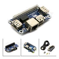 Raspberry-Pi-ZERO-W-USB-RJ45-擴展板