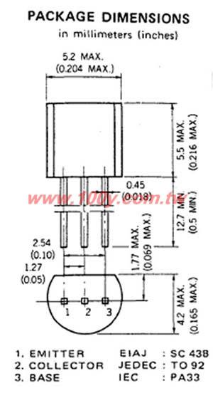 C945 datasheet pdf stanson technology