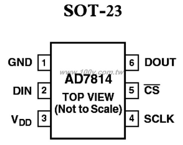 ad7814art adi 6