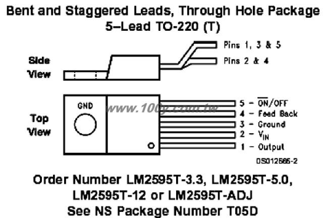 lm1117-adj 电路图