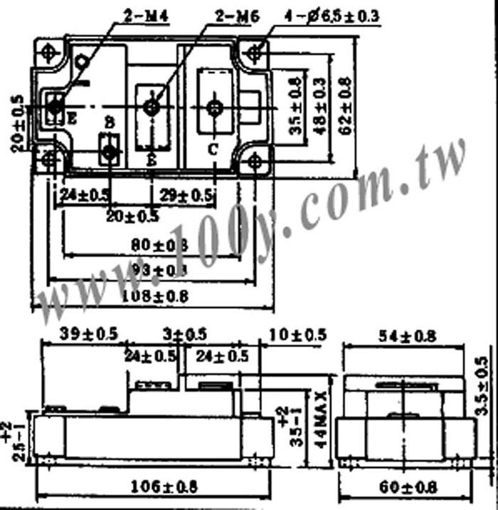 Mg300q1us11 Toshiba Igbt