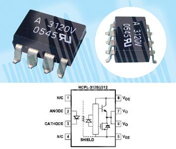 a3120v fet igbt output 光耦合 ic 49963