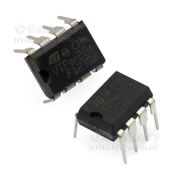 viper22adip-e ac/dc转换器 8p/dip (rohs) 64019
