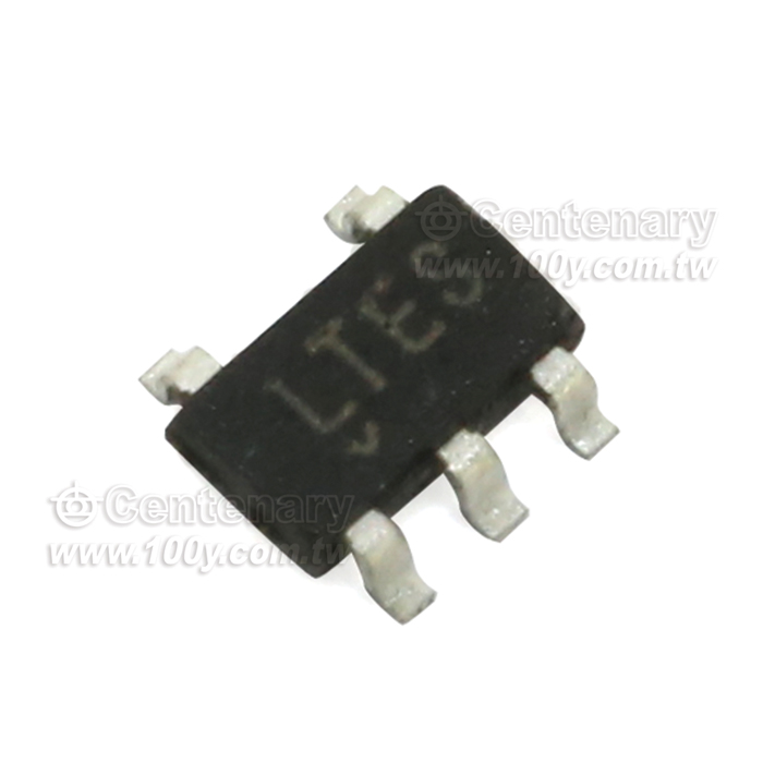 LT1761ES5-3.3 LINEAR 100mA Low Noise LDO Micropower Regulators TSOT-23 5pcs USA
