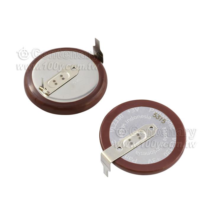 Vl 2330 Hfn Panasonic 鈕扣電池 3v 50mah