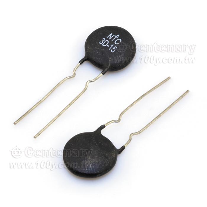 ntc-3d15 ntc_热敏电阻 3ohm 113109