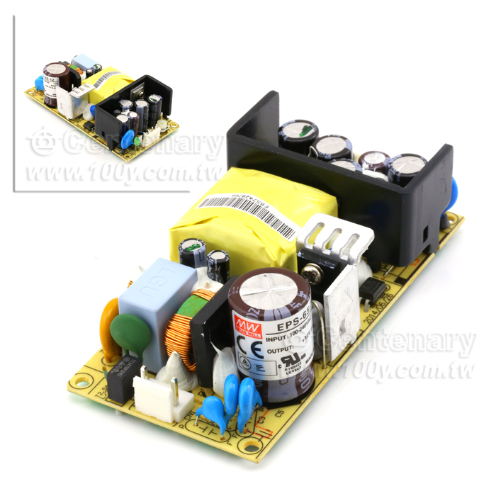 Eps 65 48 Mean Well 65w 48v 電源供應器