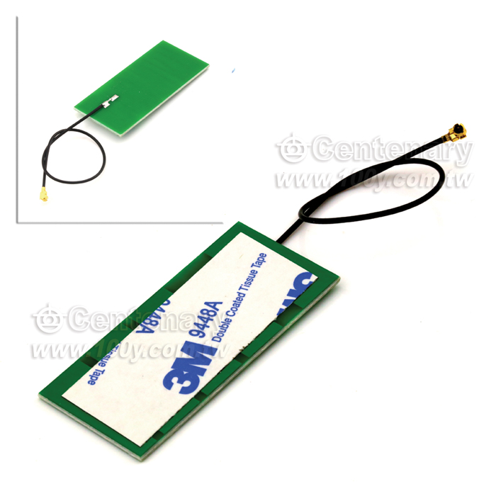2 4G-6dB-IPEX-內置天線 2 4G 6dB內置天線 IPEX接口