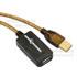 USB2.0-A(M/F)+Amp-5M