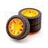 细纹理橡胶车轮-2*30mm