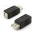 USB-A(F)-USB-B(F)-转接头