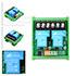 2路-导轨版-高低电平触发继电器模块-12V